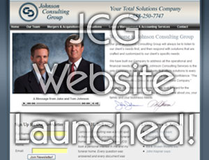 Johnson Consulting Website
