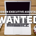 Modern Executive Assistant Wanted