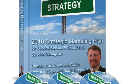 John Callaghan: 2010 Strategic Marketing Plan