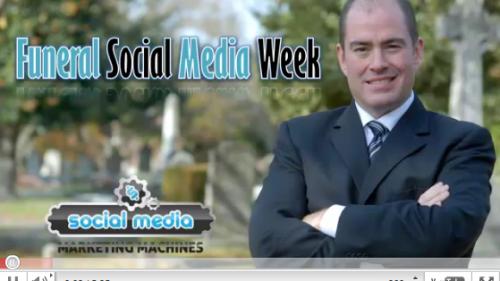 Funeral Social Media Week