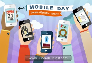 mobile friendly funeral home websites
